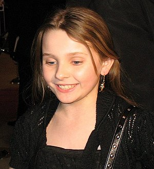 Picture of Abigail Breslin, American actress. ...