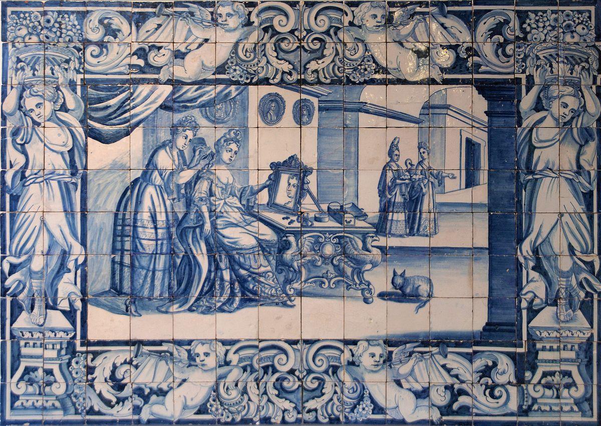 azulejo  Wiktionary