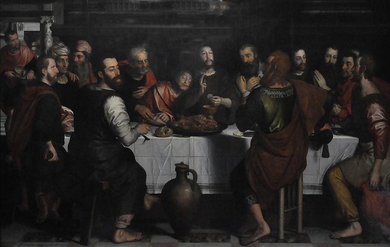 File:Brugge Pieter Pourbus (1523-1584) - Het Laatste Avondmaal (1562) 9-03-2010 16-16-12kopie.jpg