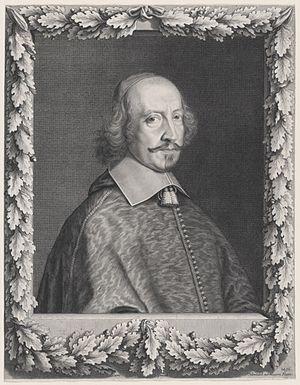 """English: """"Cardinal Jules Mazarin,"""" e..."""
