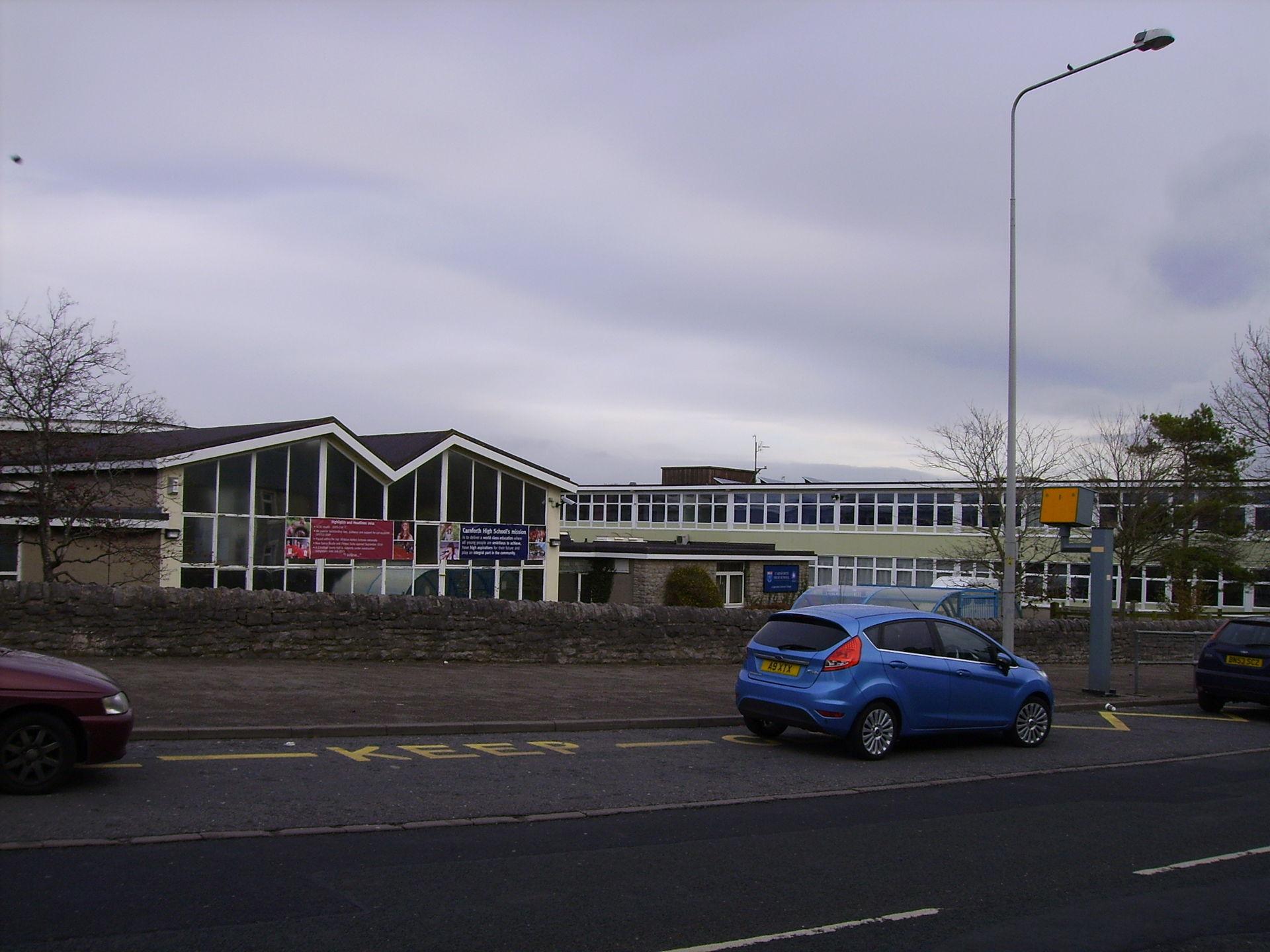 Carnforth High School  Wikipedia