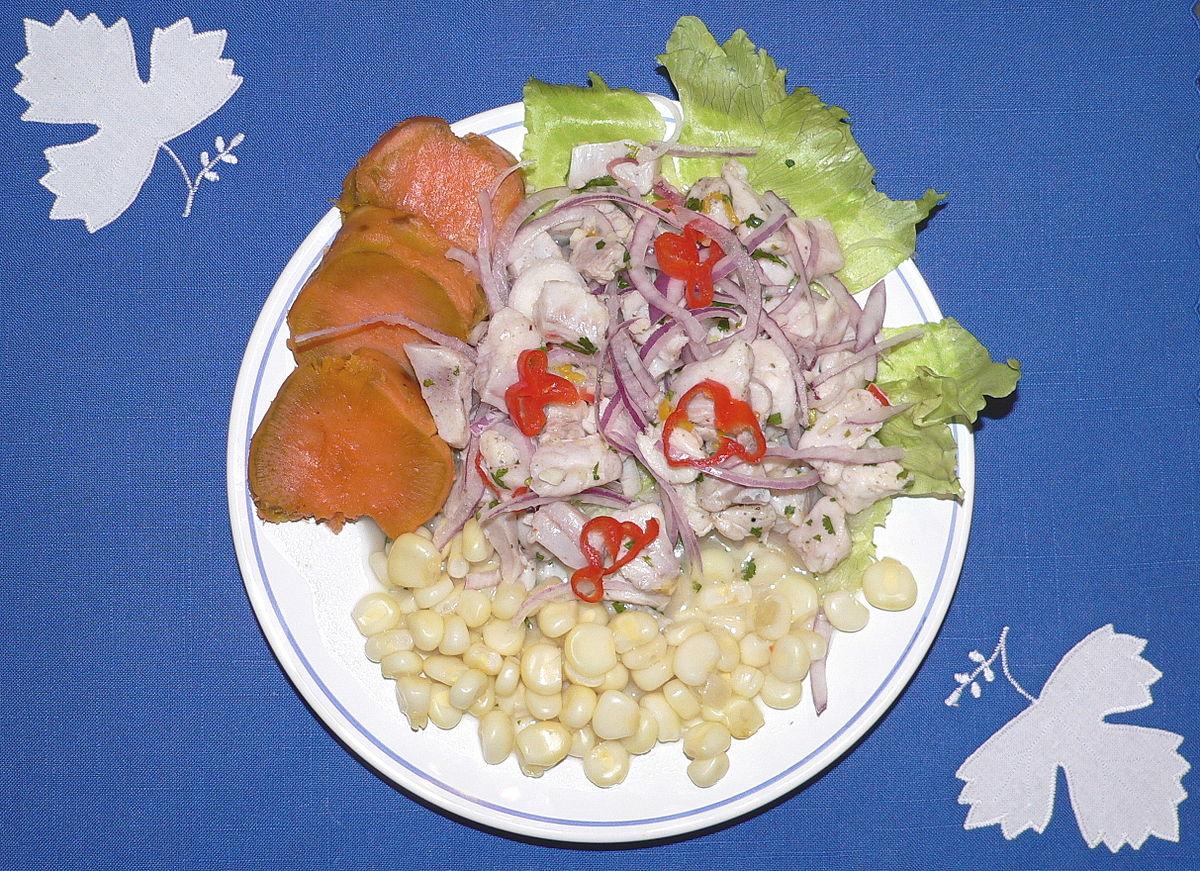 Gastronoma del Per  Wikipedia la enciclopedia libre