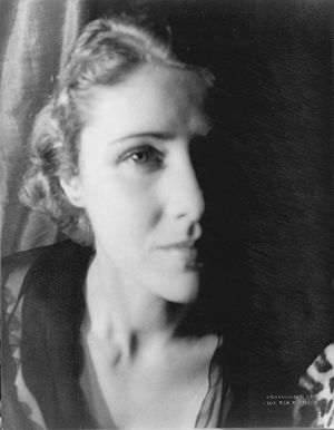 Clare Boothe Luce, American editor, playwright...