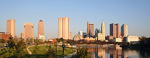 Columbus is the fourth largest city in the Midwest
