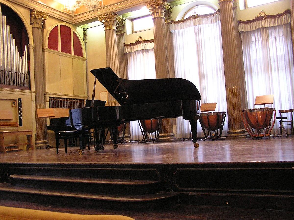 Conservatorio di Musica Benedetto Marcello di Venezia  Wikipedia