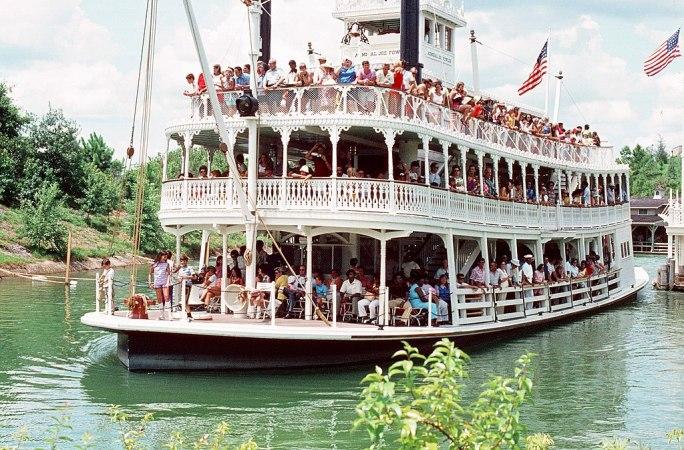 Disneyworld, Orlando, FL, summer 1972 12