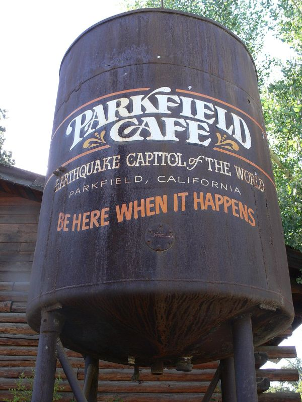 Parkfield California Wikipedia