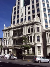 Elliott Hotel Auckland Wikipedia
