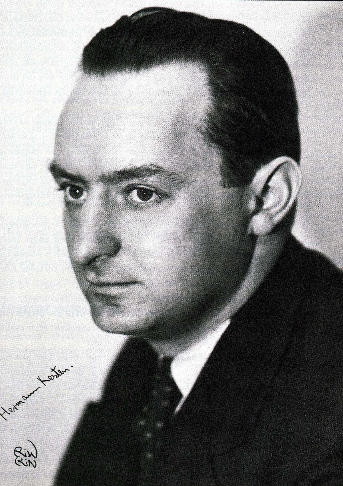 Hermann Kesten  Wikipedia