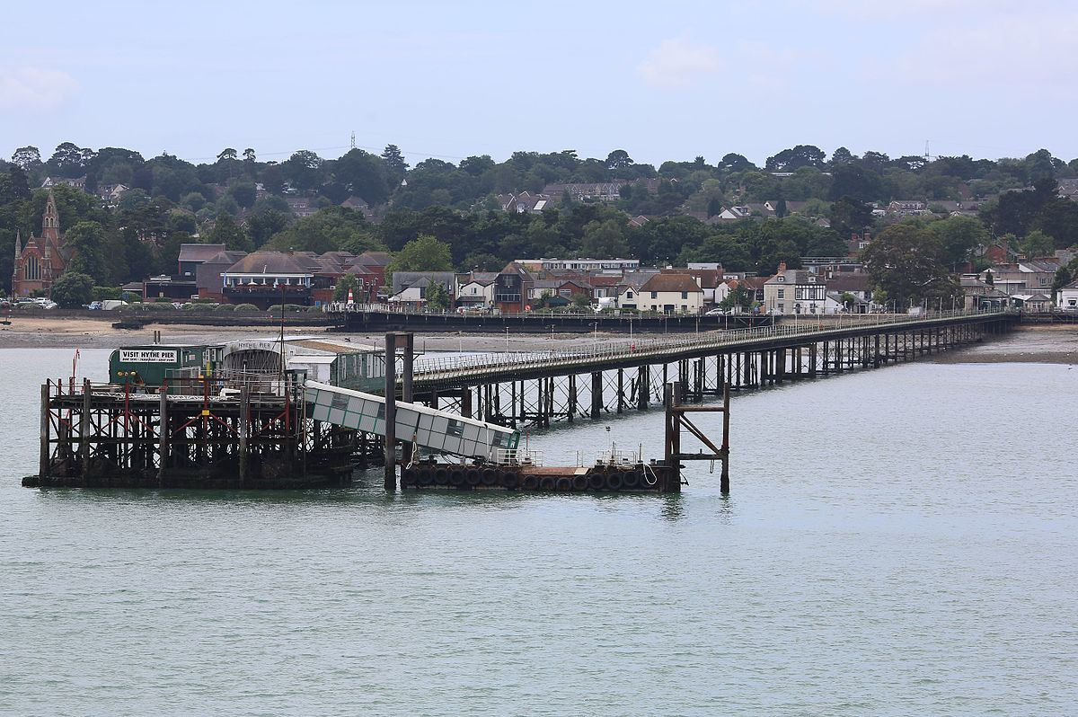 Hythe Hampshire Travel Guide At Wikivoyage