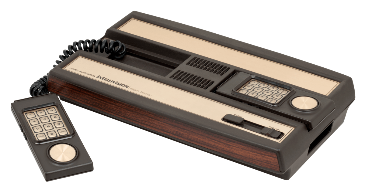 Intellivision Game System Sale