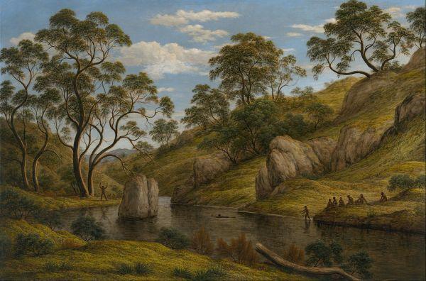John Glover Painting