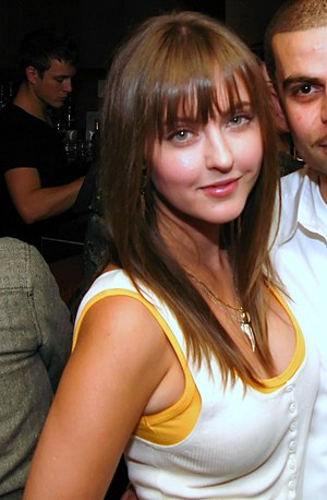 Katharine Isabelle - Favourite People List pre...