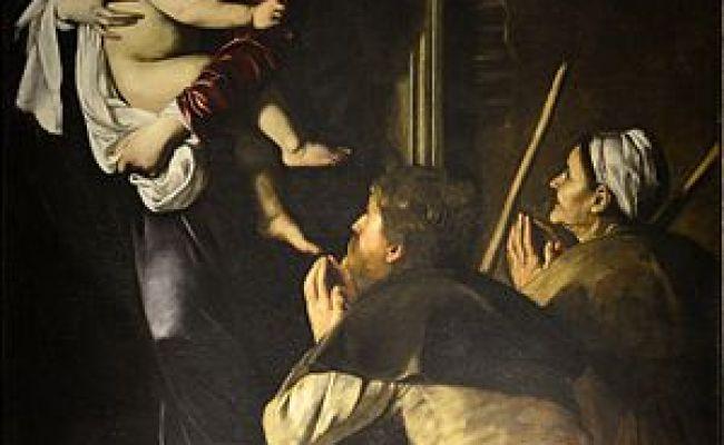 Madonna Di Loreto Caravaggio Wikipedia