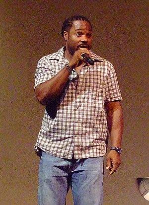 Malcolm-Jamal Warner at National Black Theater...