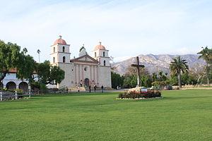 Mission Santa Barbara, Santa Barbara, California;