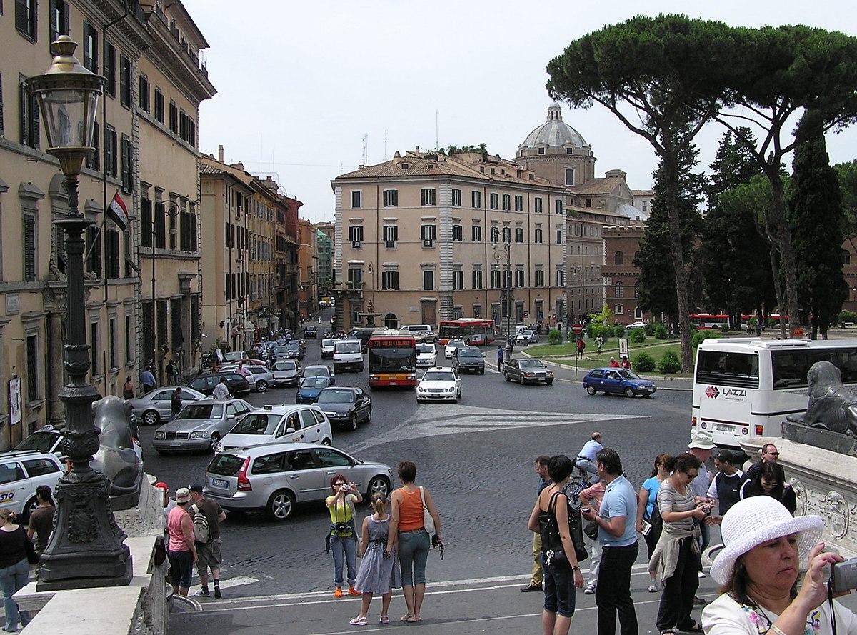 Piazza dAracoeli  Wikipedia