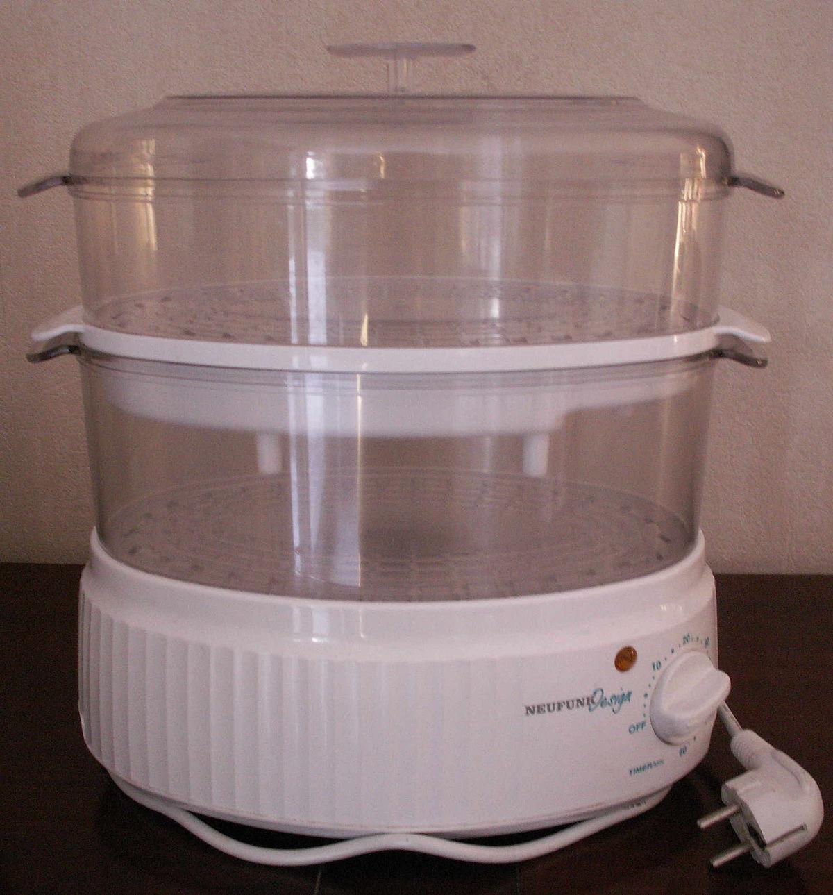 steamer kitchen inexpensive countertops food wikipedia