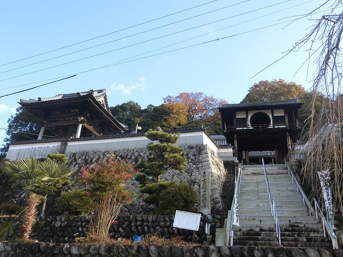 東圓寺 (中津川市) - Wikipedia