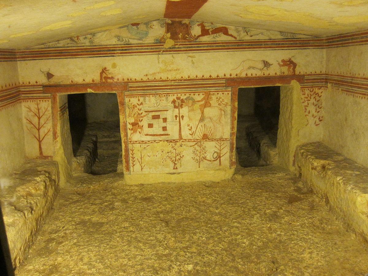 Tomba dei Tori  Wikipedia