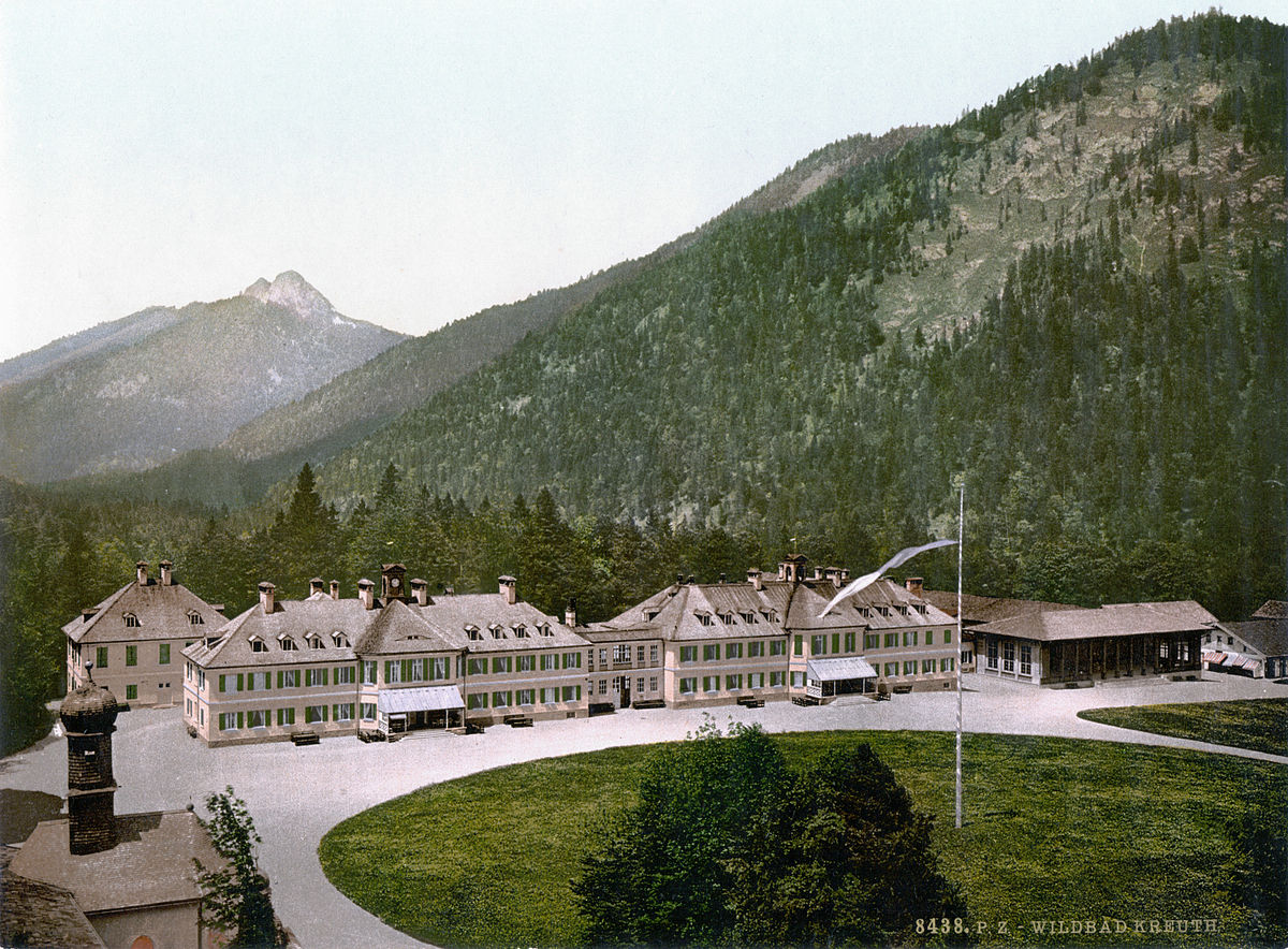 Wildbad Kreuth  Wikipedia