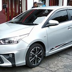 Toyota Yaris Trd Philippines All New Camry Xp150 Wikiwand 2017 1 5 Sportivo Hatchback Nsp151r