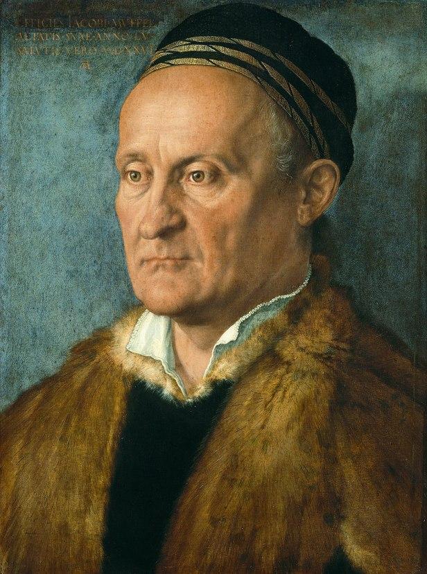 Albrecht Dürer - Jakob Muffel - Google Art Project