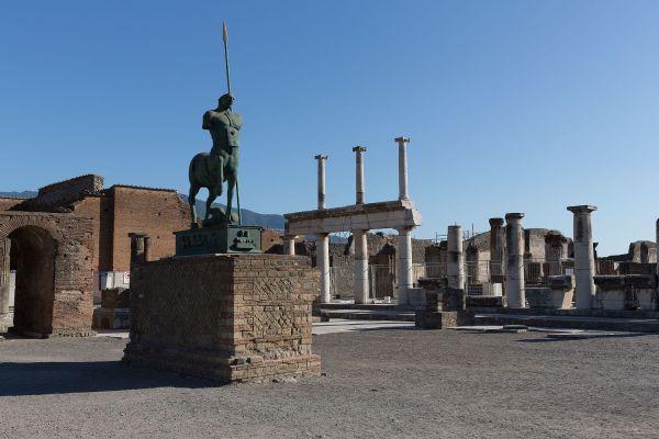 Pompeii Historic Site