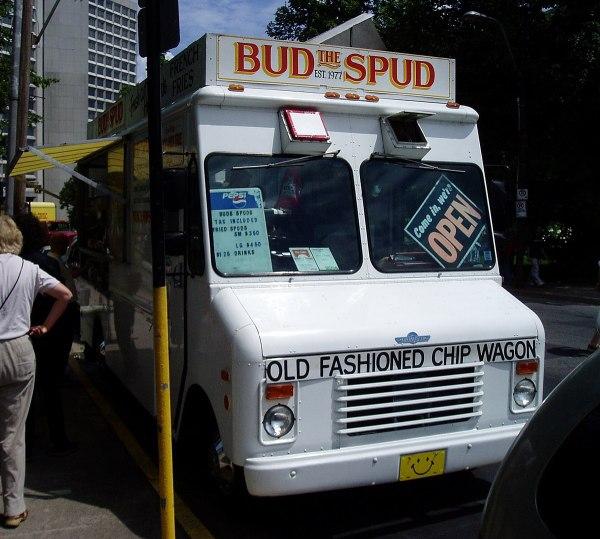Bud Spud Chip Truck - Wikipedia
