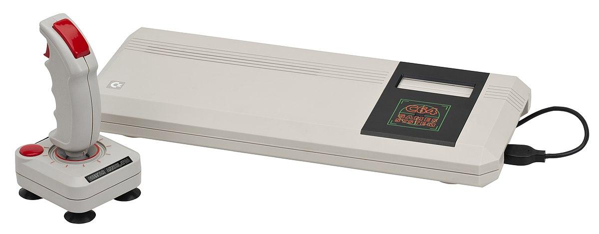Commodore 64 Games System Wikipedia
