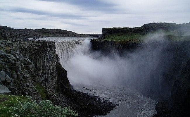 File Dettifoss Islandia Jpg Wikimedia Commons