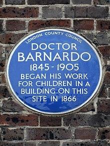 Thomas John Barnardo  Wikipedia