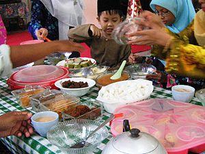 Eid Ul-Fitr meal