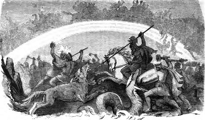 File:Kampf der untergehenden Götter by F. W. Heine.jpg