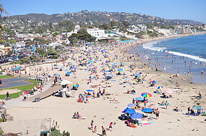 Laguna Beach California 2009