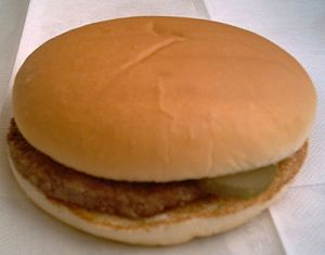 McDonald's Hamburger 2006 Japan
