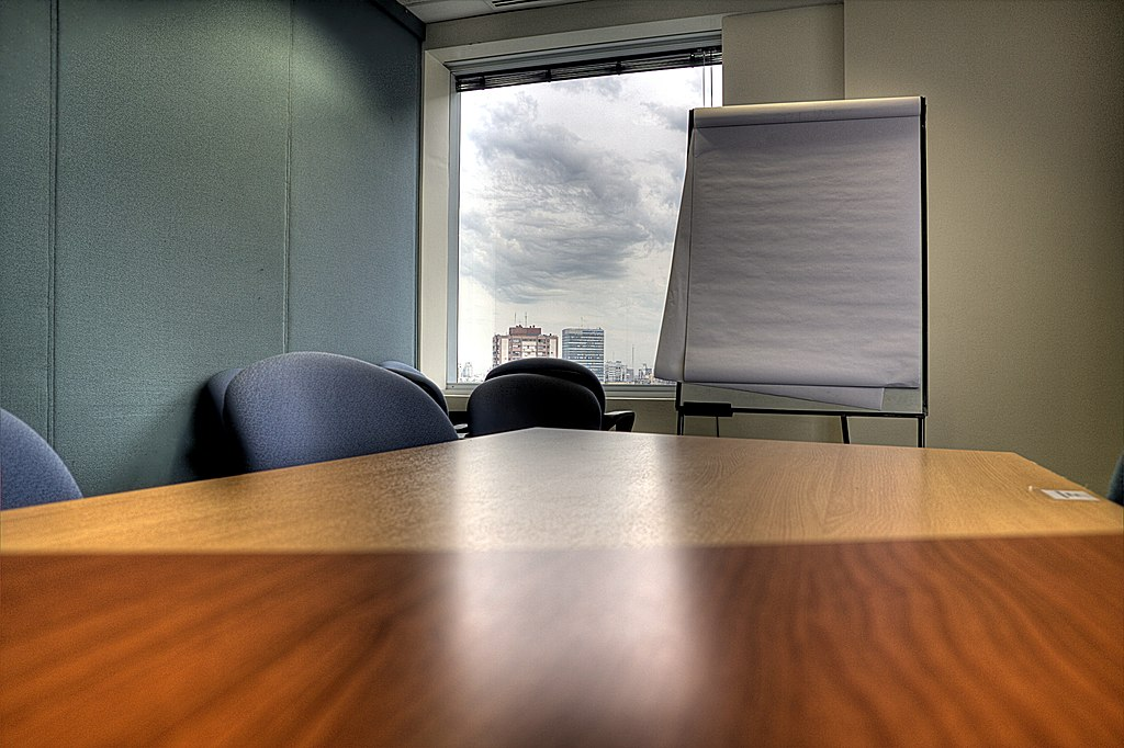 FileMeeting room table and paper boardjpg  Wikimedia