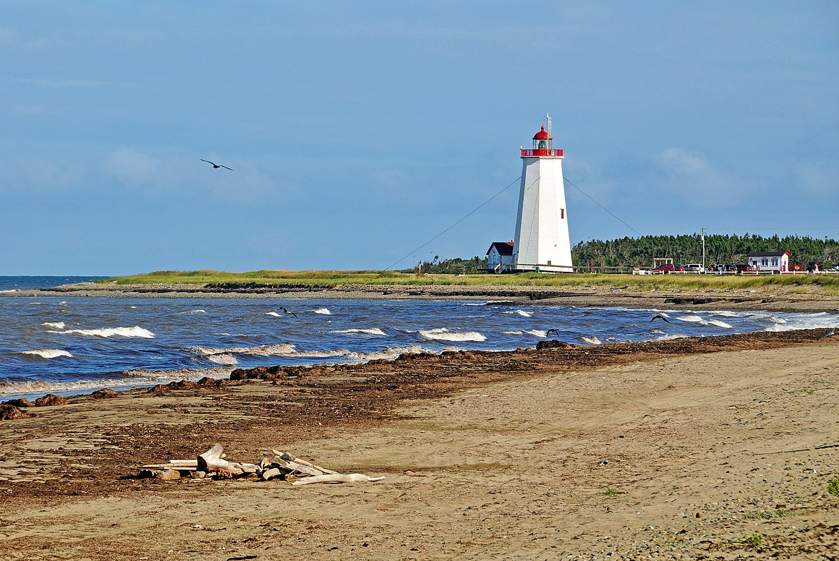 Fichier Miscou Island Lighthouse 2 Jpg Wikip 233 Dia