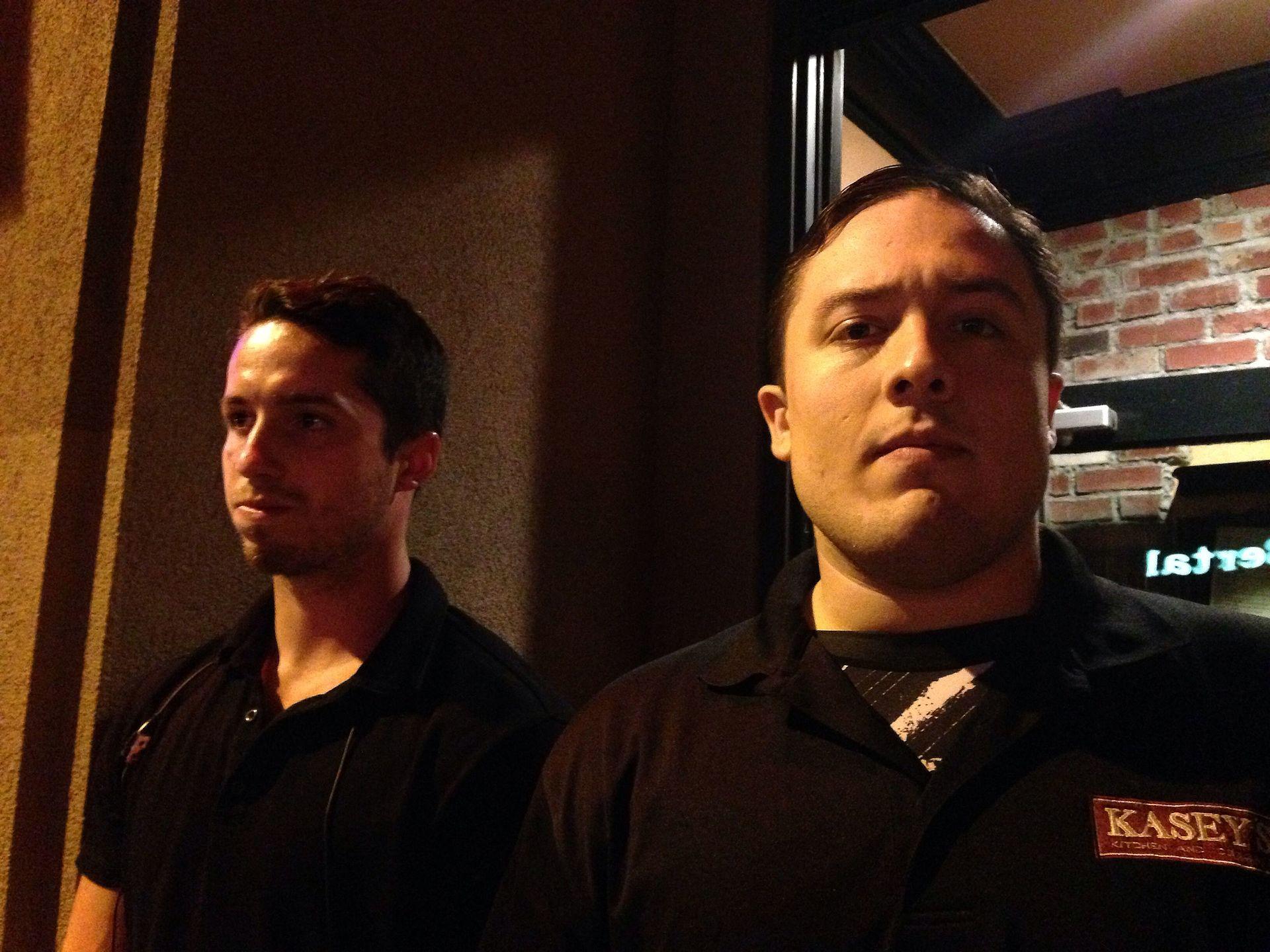 California Security Guard Training