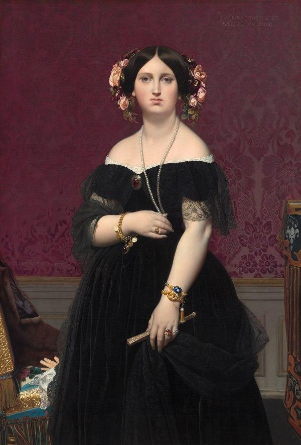 Jean Auguste Dominique Ingres Art