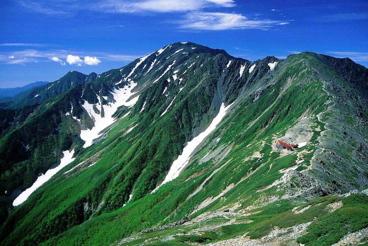 Mount Aino  Wikipedia