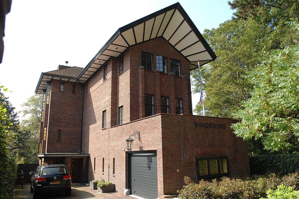 Huize Windekind Den Haag  Wikipedia