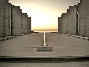 English: Salk Institute for Biological Studies...