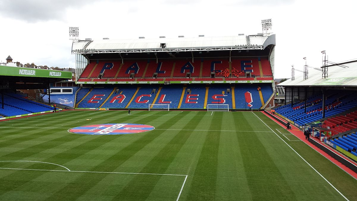 Image result for selhurst park stadium