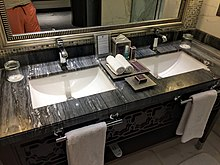 kitchen granite countertops cost cabinet design app sink - wikipedia