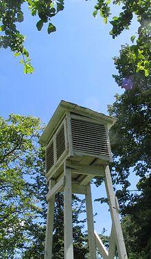 Capannina meteorologica  Wikipedia