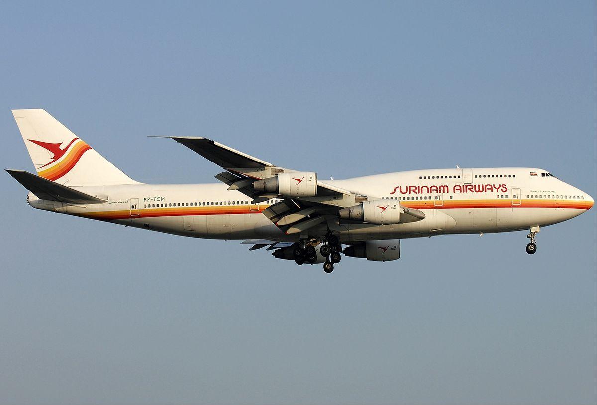 Surinaamse Luchtvaart Maatschappij Wikipedia