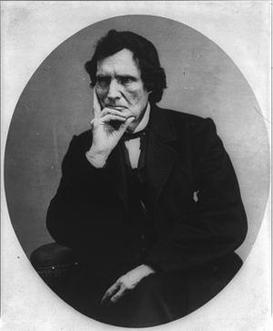 English: Thaddeus Stevens portrait.