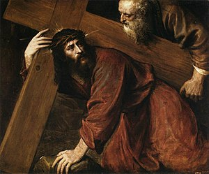 Titian - Christ Carrying the Cross - WGA22830