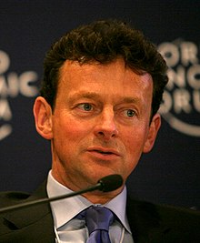 Tony Hayward - World Economic Forum on the Middle East 2008.jpg